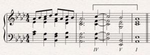 standard cadence